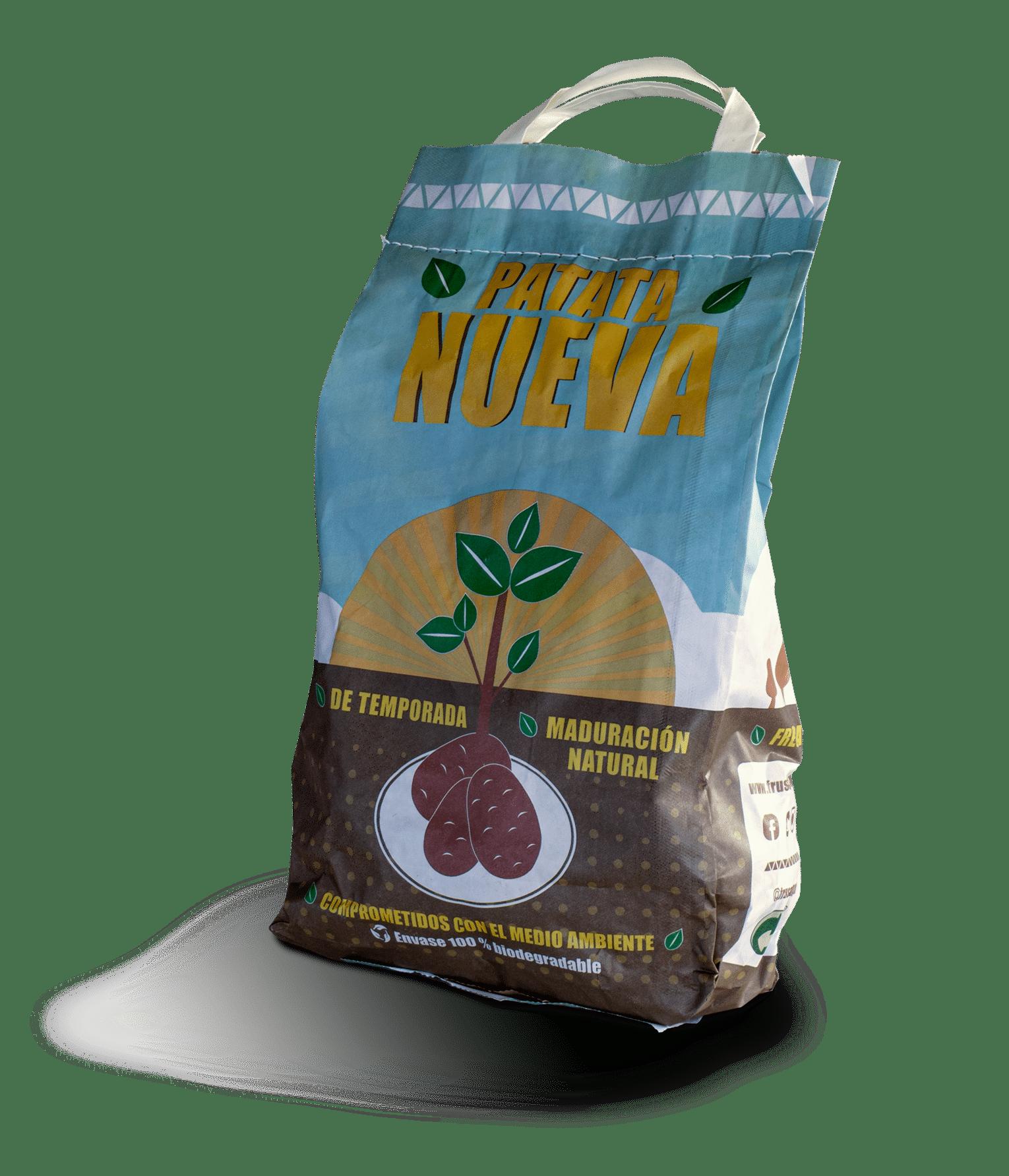 Bolsa patatas nuevas agrias Madrid
