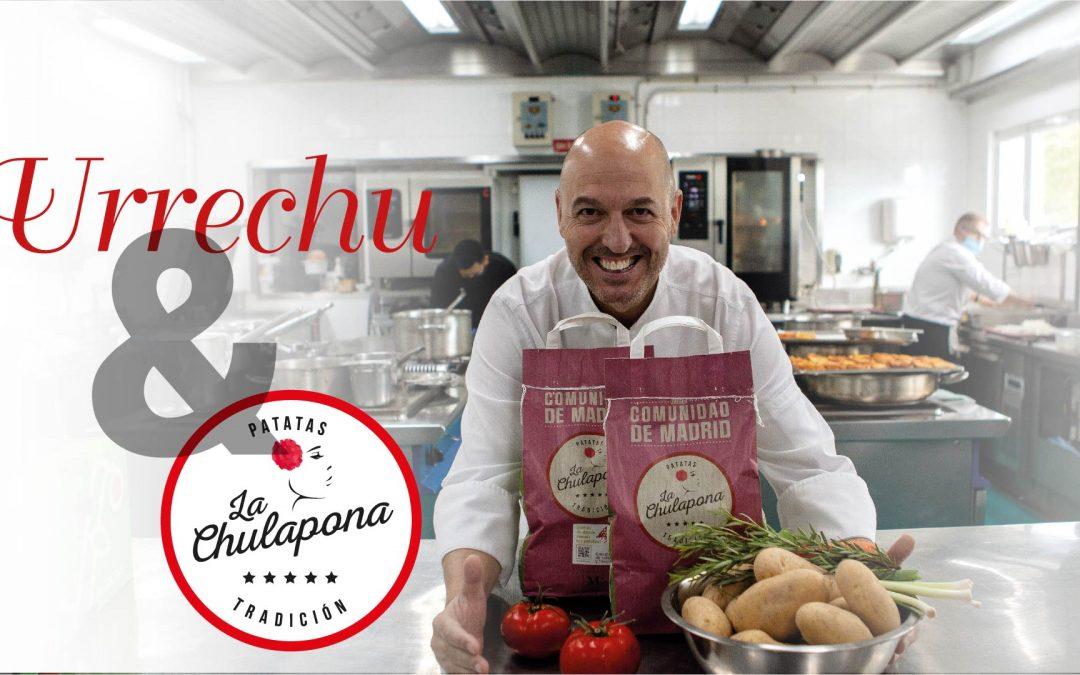 El Chef Iñigo Urrechu y Patatas La Chulapona te cuentan un secreto
